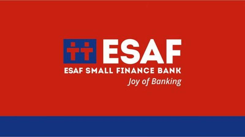 ESAF Bank Recruitment