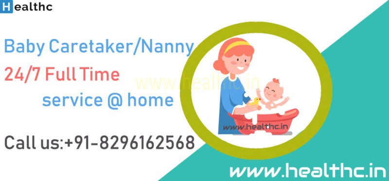 Full Time / Part Time Nanny in Bangalore