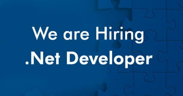 Dot Net Developer Vacancy At Infoshare soft solutions