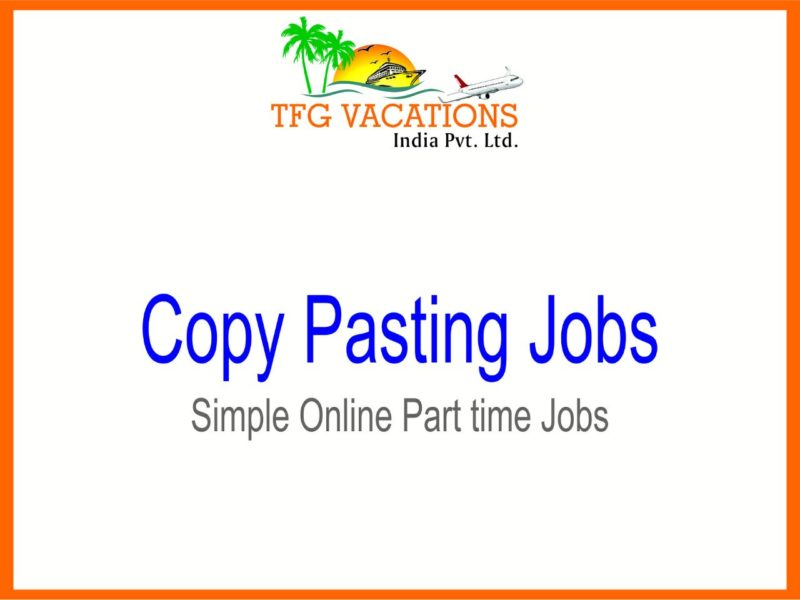 Online Promotional Work - Well Paying Job