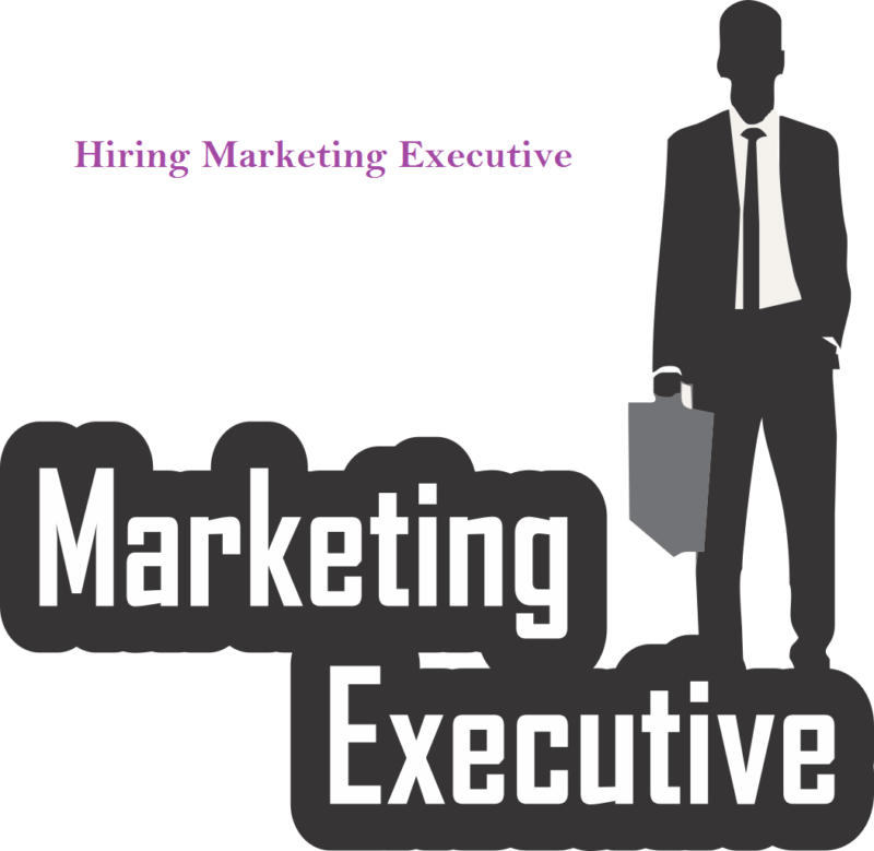 Male Sales And Marketing Executive Job Available