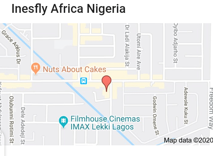 Inesfly Africa Recruiting For Marketing executive At Nigeria